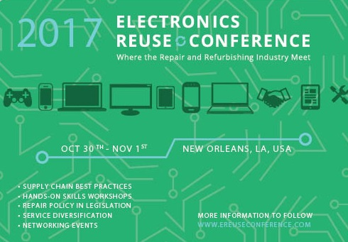 electronics reuse conference 2017