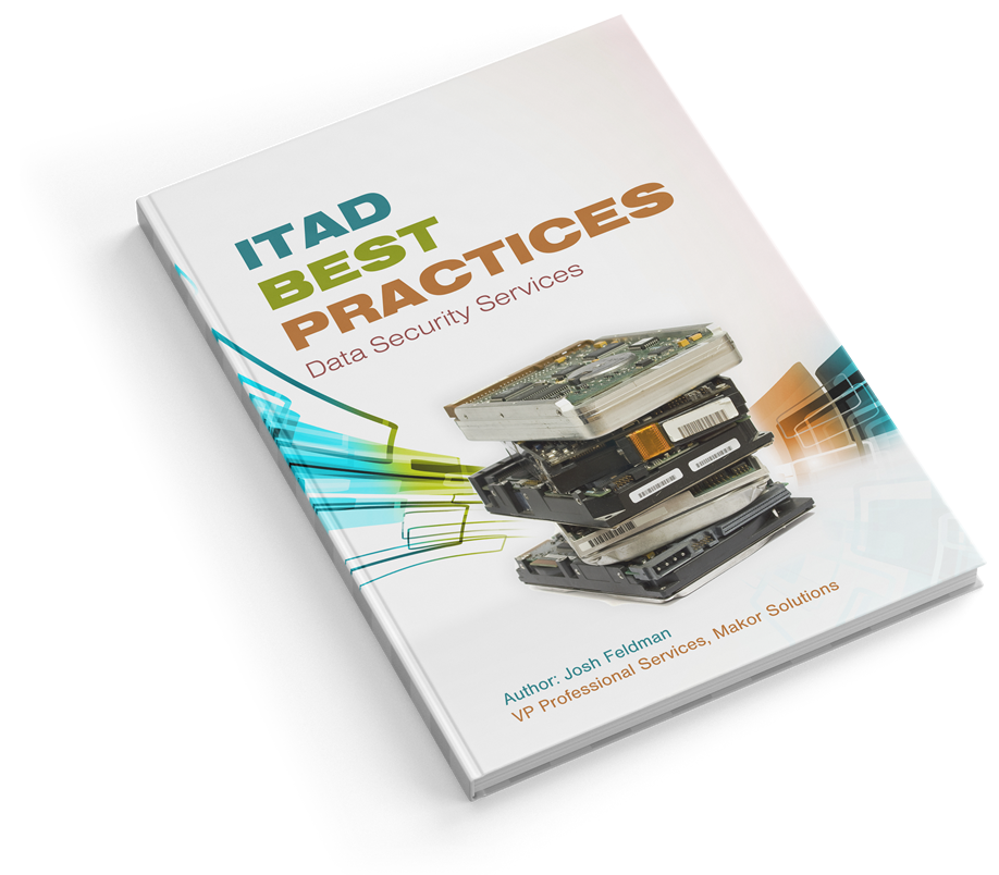 ITAD best practices guide to improve data security services